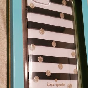 KATE SPADE New York Confetti Dots iPhone Case 8 7